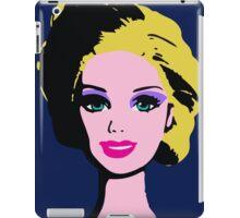 Barbie Monroe Warhol style iPad Case/Skin