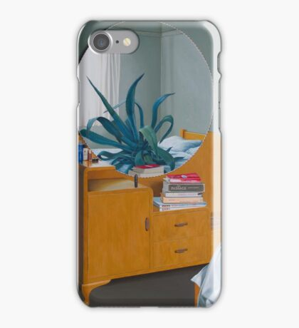 What Death Leaves Behind, 2014, Oil on Linen,102x75.5cm. iPhone Case/Skin