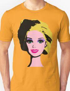 Barbie Monroe Warhol style Unisex T-Shirt