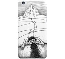 City and to vomit iPhone Case/Skin
