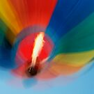 Balloon Blur by robjbez