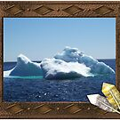 Iceberg-a ...on close up by rog99