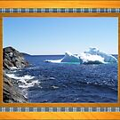 Iceberg-1...at the beach by rog99