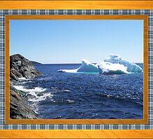 Iceberg-1...at the beach by rog99