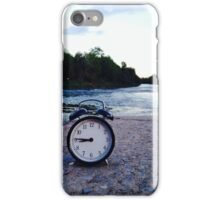 Time Down The Stream  iPhone Case/Skin