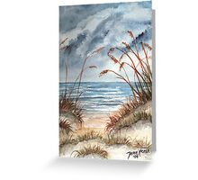 Beach 3 Greeting Card