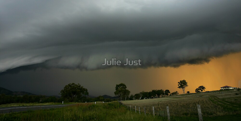 Gustfront Gold by Julie Just