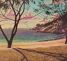 Alma Bay Morn' by Cary McAulay