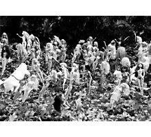 Barbie Land Photographic Print