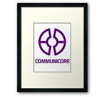 CommuniCore Framed Print