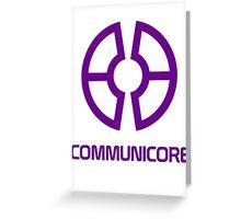 CommuniCore Greeting Card