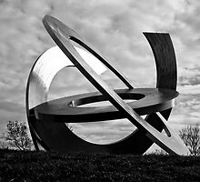 Saturn Ring - Heide Museum of Modern Art by MattLew