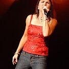 Patty Smythe on Stage by daydremr