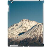 Moon over Shasta iPad Case/Skin