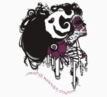 RUBY- Purple&Black Design by SMUDGE by SmudgeMonkey