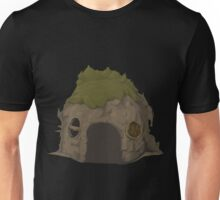Glitch Homes Heights heights house placeholder 1 Unisex T-Shirt