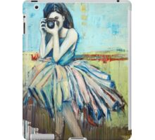 Camera Girl iPad Case/Skin