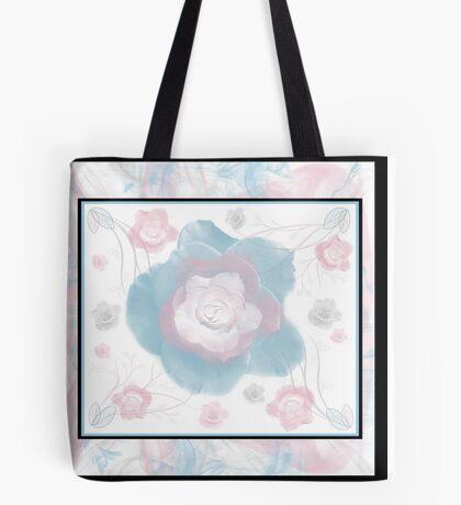 Smokey Rose Tote Bag