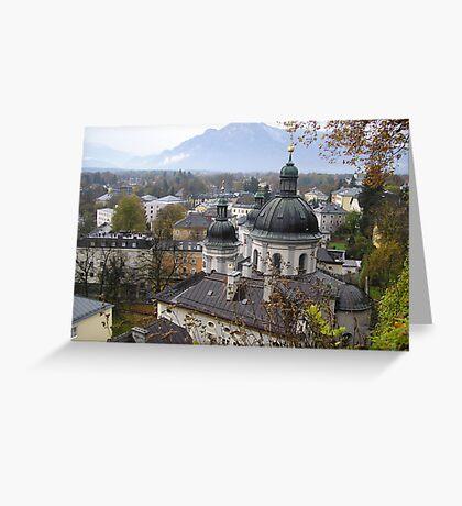 Salzburg Greeting Card