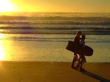 Sunrise Gold Coast 9 by woody45