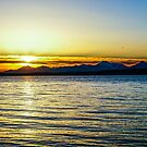 Olympic Sunset by Ian Phares