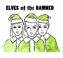 Elves of the Damned by El Rey
