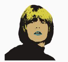 Brian Jones Rolling Stones by retroretro
