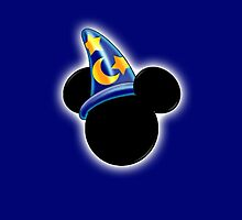 Sorcerer Mickey Mouse by haleygrace21