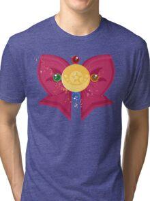 Sailor Moon Crystal Bow Tri-blend T-Shirt