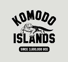 Komodo Dragon Distressed Look Unisex T-Shirt