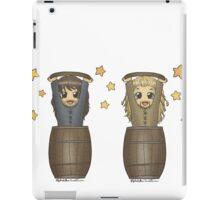 Barrels! iPad Case/Skin