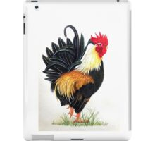 """PLENTY TO CROW ABOUT"" iPad Case/Skin"