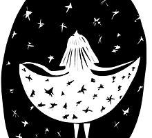 Dress of Stars by Wendy Wahman