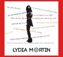 Lydia Martin Quotes Baby Tee
