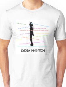 Lydia Martin Quotes Unisex T-Shirt