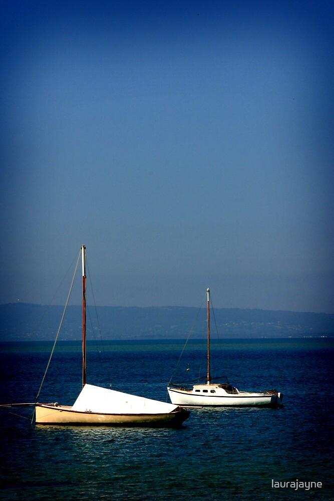 Sorrento Boats, Mornington Peninsula. Australia by laurajayne