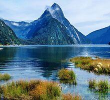 Mitre Peak by Yukondick
