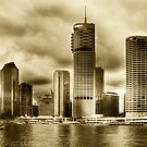 Brisbane Riverside... by Nicole Goggins