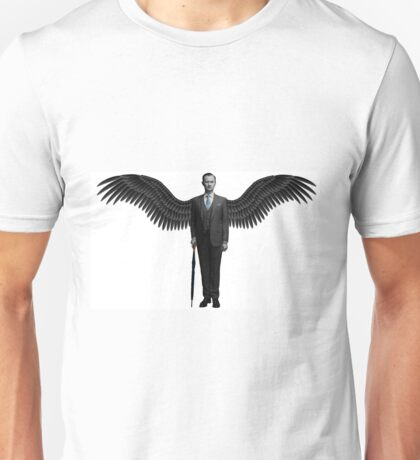 Mycroft's Evil Side Unisex T-Shirt
