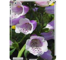 Foxglove iPad Case/Skin