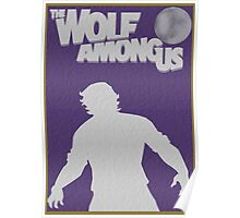 The Wolf Among Us Poster Poster