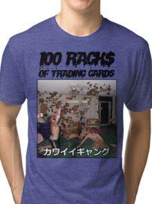 racks Tri-blend T-Shirt