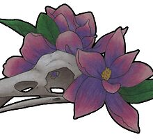 Dark Magnolia by MCMcLamb