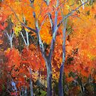 Fire Forest by Holly Friesen
