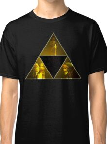 Legend of Zelda Triforce Classic T-Shirt