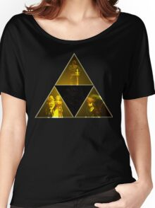 Legend of Zelda Triforce Women's Relaxed Fit T-Shirt