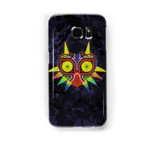 Majora's Mask Splatter (No Background) Samsung Galaxy Case/Skin