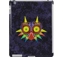 Majora's Mask Splatter (No Background) iPad Case/Skin