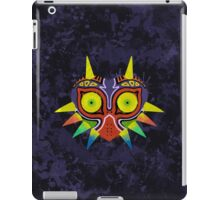 Majora's Mask Splatter (No Background) iPad Case/Skin
