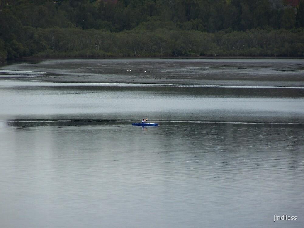 calm waters by jindilass
